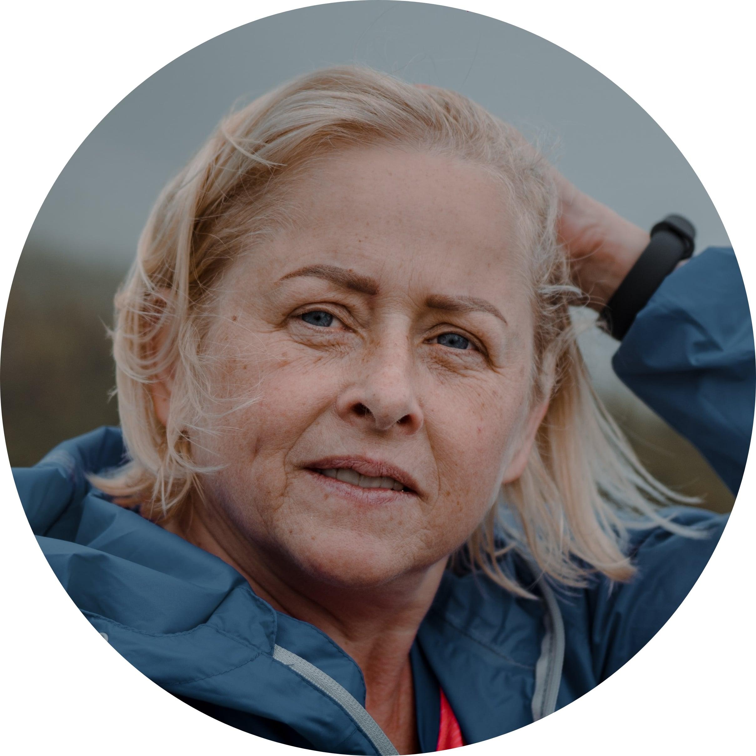 Mareike W., 64 years